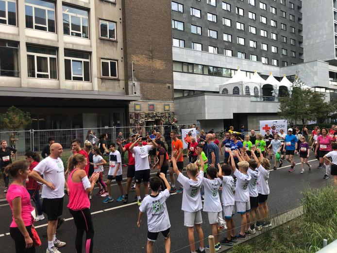 RPC JO-9 1 heeft de  City Run 5km van Marathon Eindhoven gelopen.