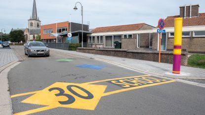 Opvallende signalisatie moet schoolomgevingen veiliger maken