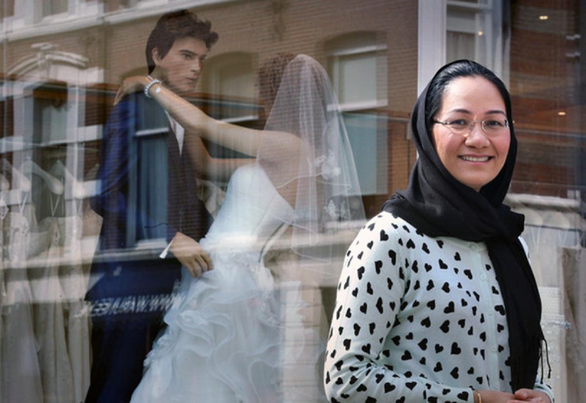 Shirin Musa, Femmes for Freedom.