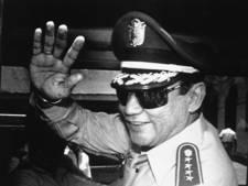 Ex-dictator Noriega van Panama overleden