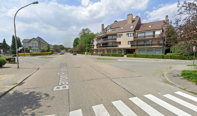 Onder andere Baron de Vironlaan in Dilbeek wordt een voorrangsstraat.