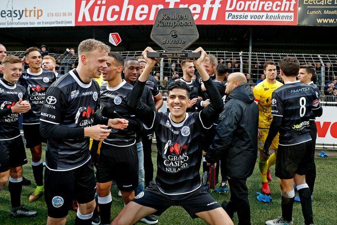 Feest bij FC Den Bosch