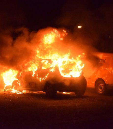 Waddinxvener (23) ontkent auto's in brand te hebben gestoken: 'Bewijs is te mager'