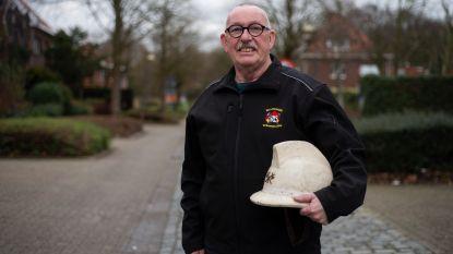Eens brandweerman, altijd brandweerman: Eddy Hermans al vijftig jaar lid van brandweer Wommelgem