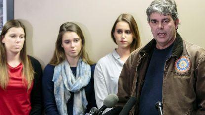 """""""Ik ben geen held, mijn dochters zijn de helden"""": vader heeft spijt van aanval op turnarts Larry Nassar"""