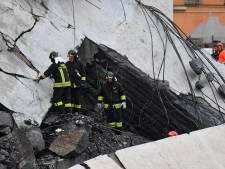 Live: Reddingswerkers in Genua: Het is de hel hier