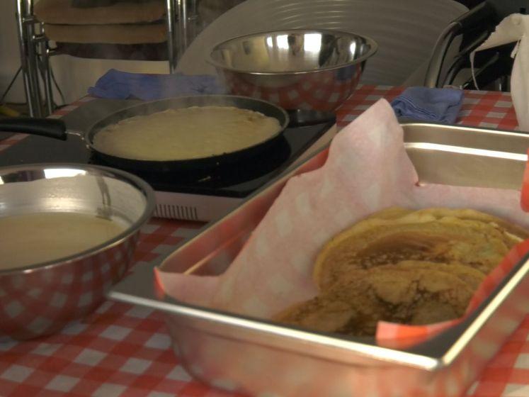 Mjammie! Gratis pannenkoeken tijdens Sint Pannekoek