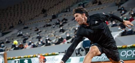 US Open-kampioen Thiem begint goed in Parijs met zege op Cilic