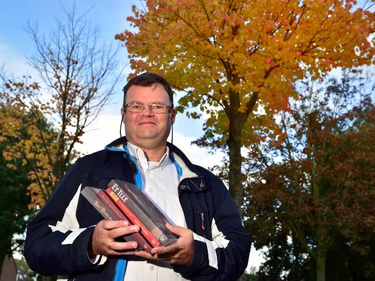 Bodegraver Ronald van Assen lijdt aan persoonlijkheidsstoornis: 'Schrijven is voor mij overleven'