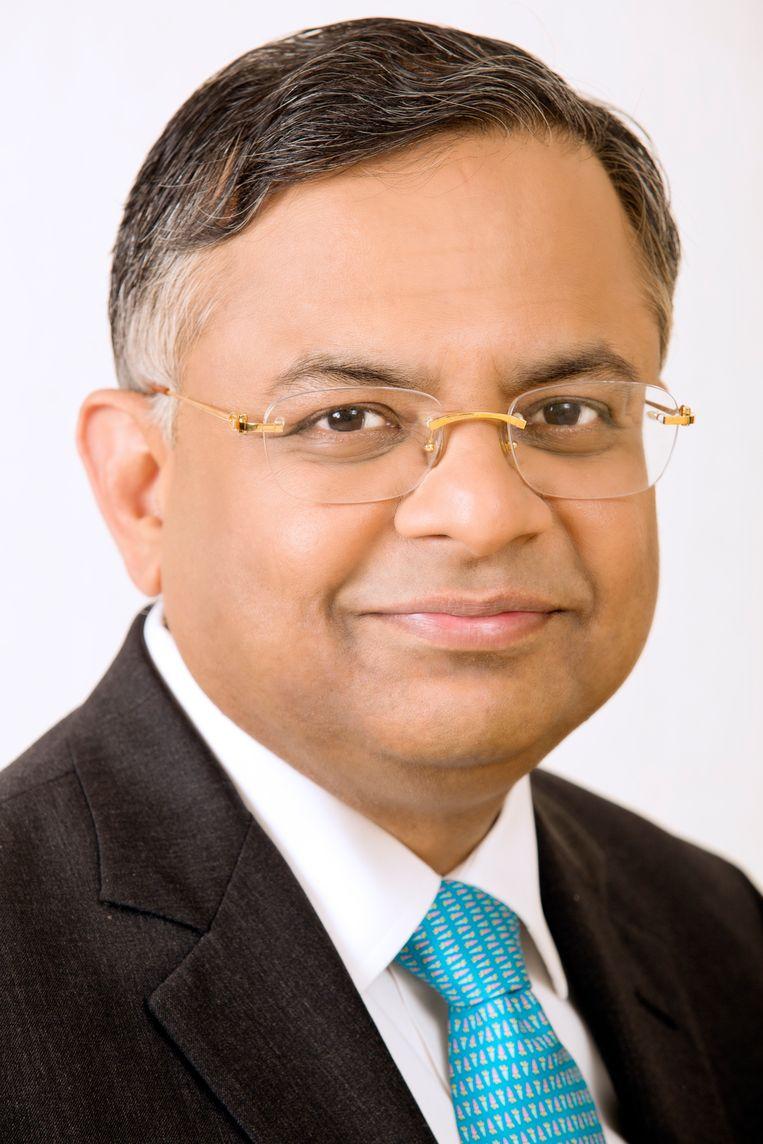 Natarajan Chandrasekaran. Beeld
