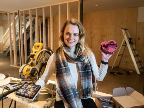 Luxe taartjes en chocolade: jonge chocolatier Cynthia vindt 'toplocatie' in Deventer