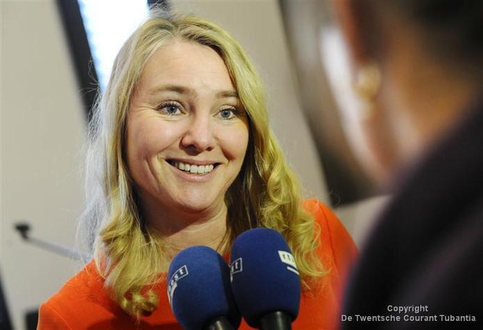 Minister Schultz van Haegen