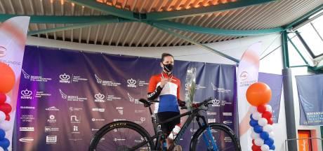 Terpstra en Vader leggen beslag op nationale titels mountainbike