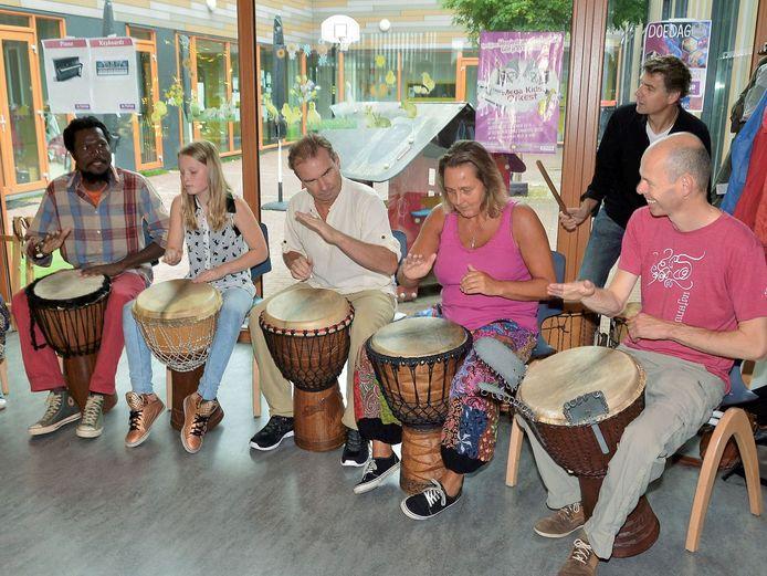 Een doedag bij het KEC in Culemborg, foto ter illustratie.
