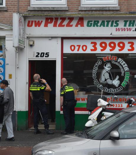 Overvallers maken 20 euro buit bij Pizzeria aan Rijswijkseweg