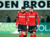 Lijdensweg Helmond Sport duurt voort tegen RKC, negatief record Alflen