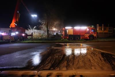 Door brand getroffen Bredase Kaarsenfabriek hoopt snel weer te produceren
