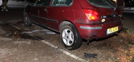 Autobrand snel ontdekt en geblust in Arnhem