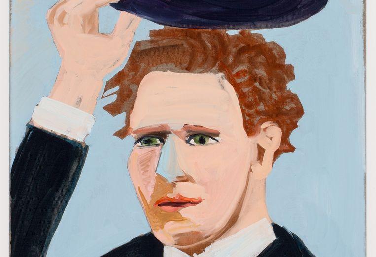 Uitsnede Vincent in Londen van Emo Verkerk. Beeld Dordrechts museum