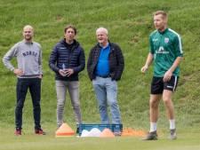 Preses Visser voorziet dit seizoen geen problemen voor PEC Zwolle: 'Maar hier gaan we niet één, twee, drie uitkomen'
