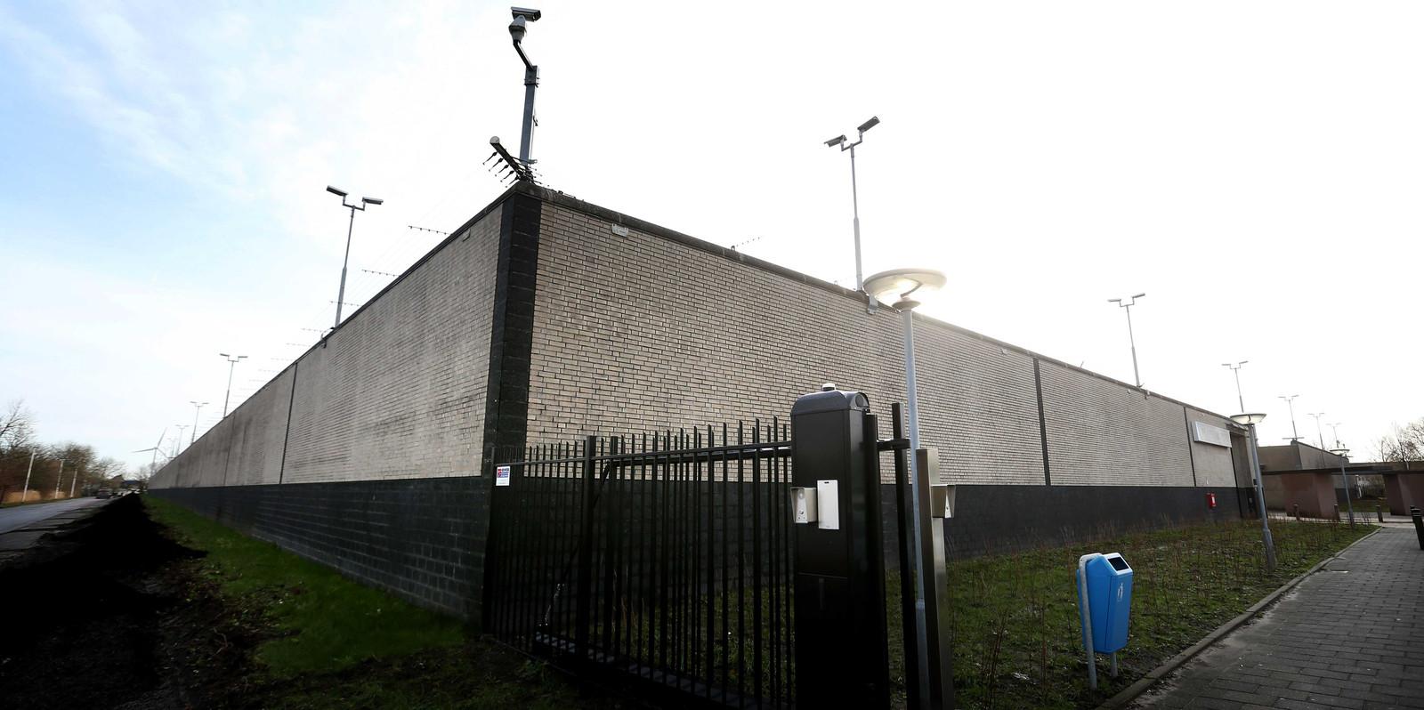 De Penitentiaire Inrichting (PI) Leeuwarden.