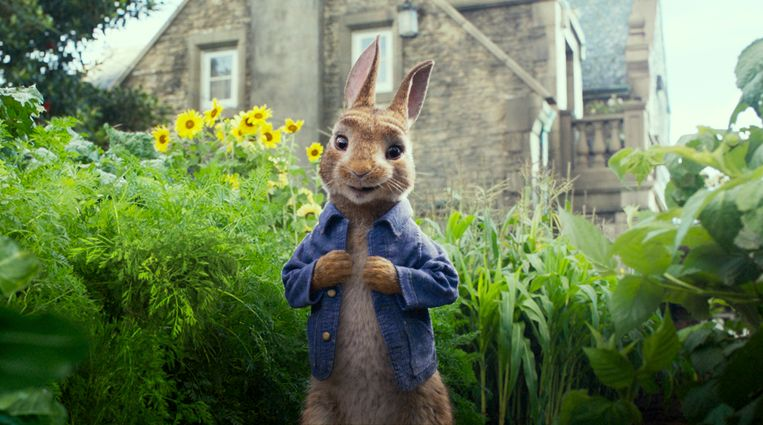 'Peter Rabbit 2' is uitgesteld.