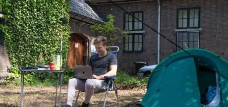 Een week kamperen buiten Enschede voor een droomkavel