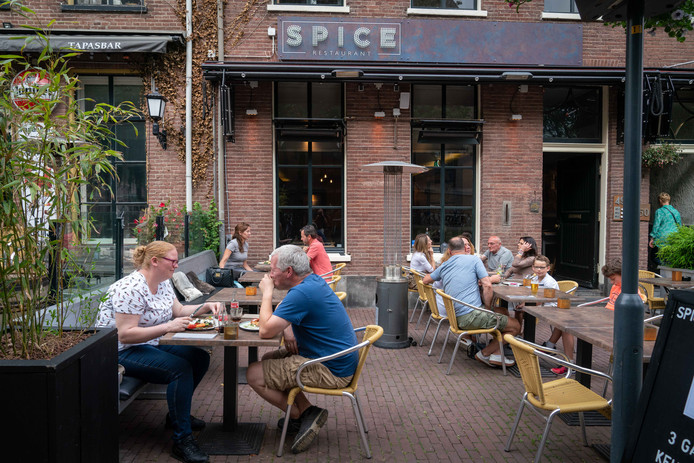 Restaurant Spice 2.0 in Arnhem.