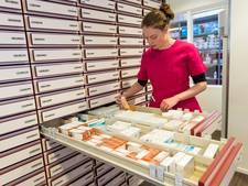 Apothekers boos over meegeven van berg pillen