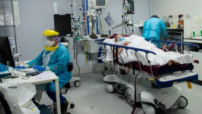 """AZ Groeninge naar 112 bedden voor Covid-19-patiënten: """"Er komt een orkaan op ons af"""""""