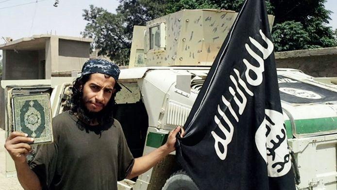 Abdelhamid Abaaoud wordt gezien als het brein achter de aanslagen.