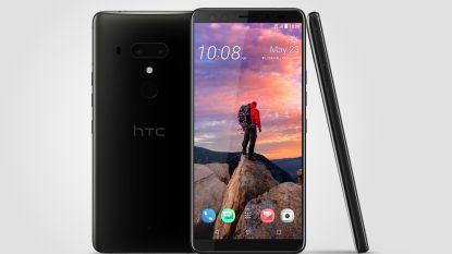 HTC keert met nieuw vlaggenschip U12+ terug naar dualcamera en vernieuwt knijpfunctie