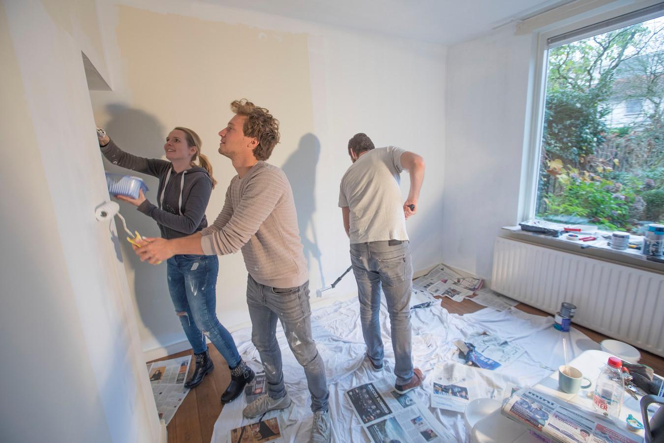 Journalist Jelle Krekels en zijn vriendin hadden bijna de hoop opgegeven op de Eindhovense woningmarkt.