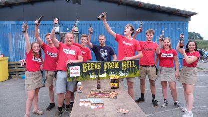 Chiro Sloepi organiseert 'Beers from Hell' en hoopt zo centjes in te zamelen voor de nieuwbouw te bekostigen