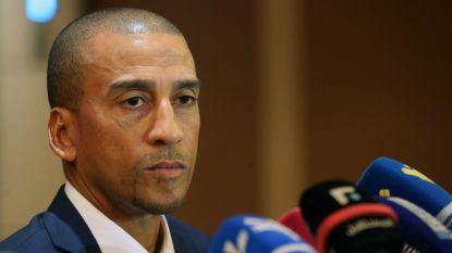 David Nakhid, nieuwe sterke man van Lierse, wilde Sepp Blatter opvolgen als FIFA-voorzitter