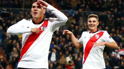 Wat een ontknoping: River Plate wint Copa Libertadores na verlengingen (en pareltje Quintero) tegen aartsrivaal Boca Juniors