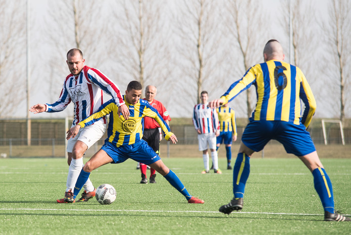 De Paasberg Speler Boos Vertrokken Na Hattrick En Gemiste Penalty Op