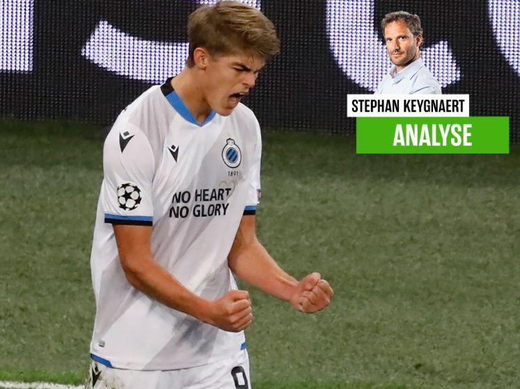 """""""De Ketelaere. Charles De Ketelaere"""": onze chef voetbal ziet hoe """"o zo volwassen Club"""" nieuwe artiest ontdekt"""