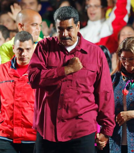 Maduro wint verkiezing Venezuela, oppositie erkent uitslag niet