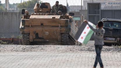 "Amnesty International: ""Oorlogsmisdaden tijdens het Turkse offensief in Syrië"""