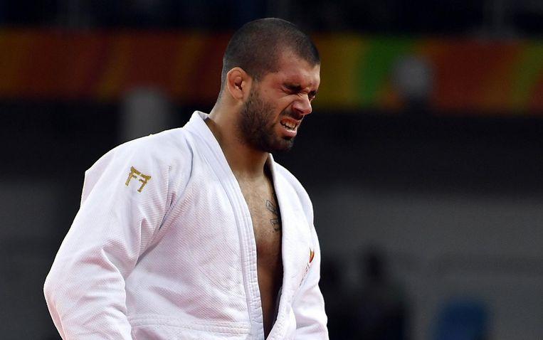 Judoka Toma Nikiforov.