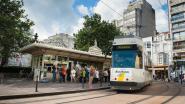 Tramverkeer tussen Knokke en Wenduine hele dag onderbroken door defecte hoogspanningskabel