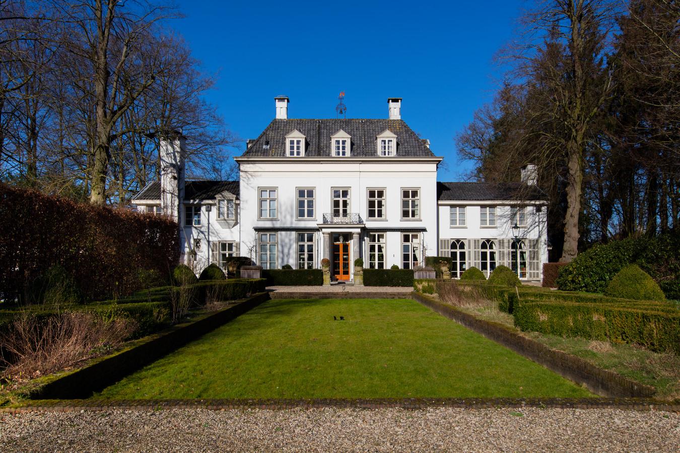 Duurste Huis Van Nederland In Doornspijk Onder De Hamer Foto
