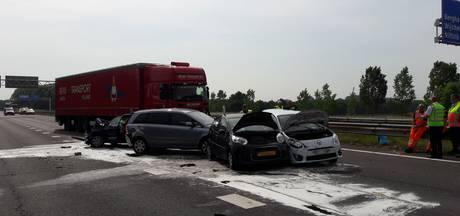 Chauffeur (26) weer vrij na veroorzaken ongeluk op A326