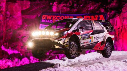 Kris Meeke snelste in shakedown Rally van Mexico, Thierry Neuville rijdt derde tijd