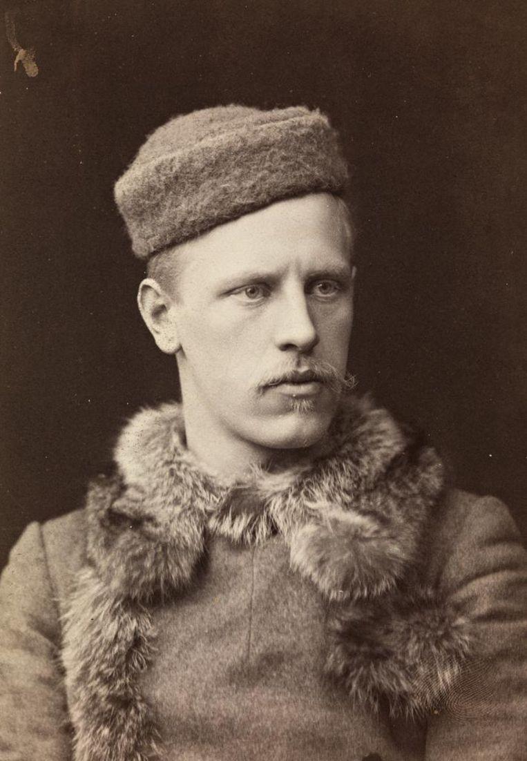 Inspirator Fridtjof Nansen Beeld null