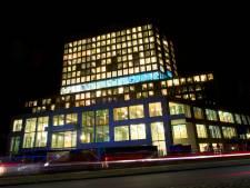 Verlichtingsprobleem in nieuwe gerechtsgebouw voorlopig opgelost