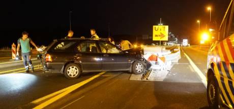 Weer gaat het mis op de A1 door werkzaamheden bij Deventer; grote verkeershinder na ongeval