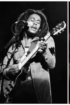 Ziggy maakt filmbiografie over Bob Marley