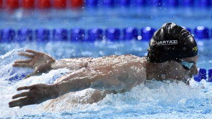 EK Zwemmen. Croenen naar finale 200m vlinderslag - Wereldrecords voor Peaty en Kolesnikov